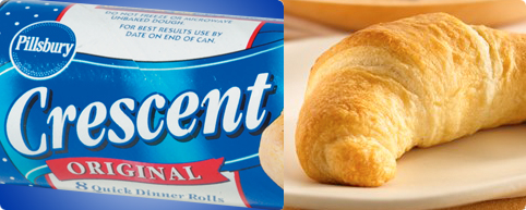 pillsbury crescent rolls