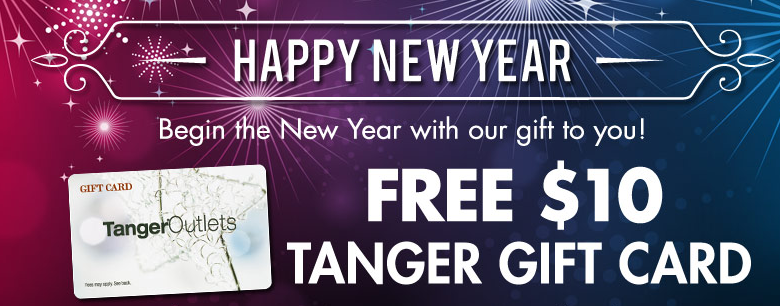 Tanger Gift Card rewards do not expire once awarded to TangerClub card. *Limit one (1) reward at each reward level per customer. *Perks and rewards have no cash value and may not be assigned, transferred or redeemed for cash.