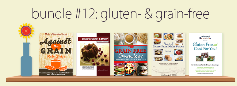 Gluten and Grain Free eBooks
