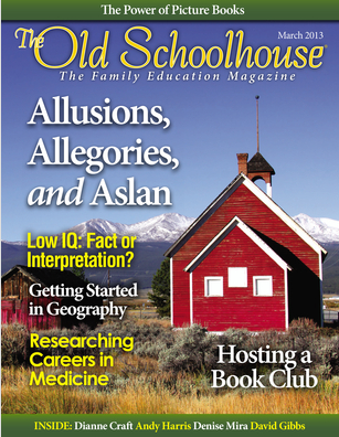 The Old Schoolhouse March 2013