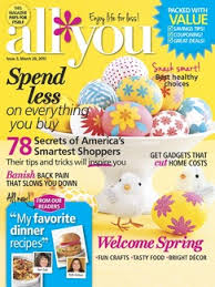 April 2013 All You Mag