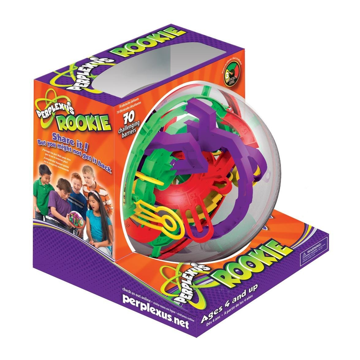 Rookies Coupons: Amazon: Perplexus Rookie Only $11.98 (Reg. $22.99)!