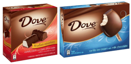 Dove Bar Ice Cream Multi-Packs