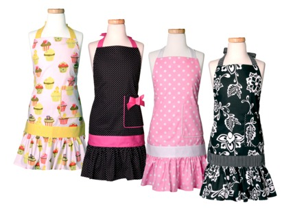 Mommy Daughter Apron Set