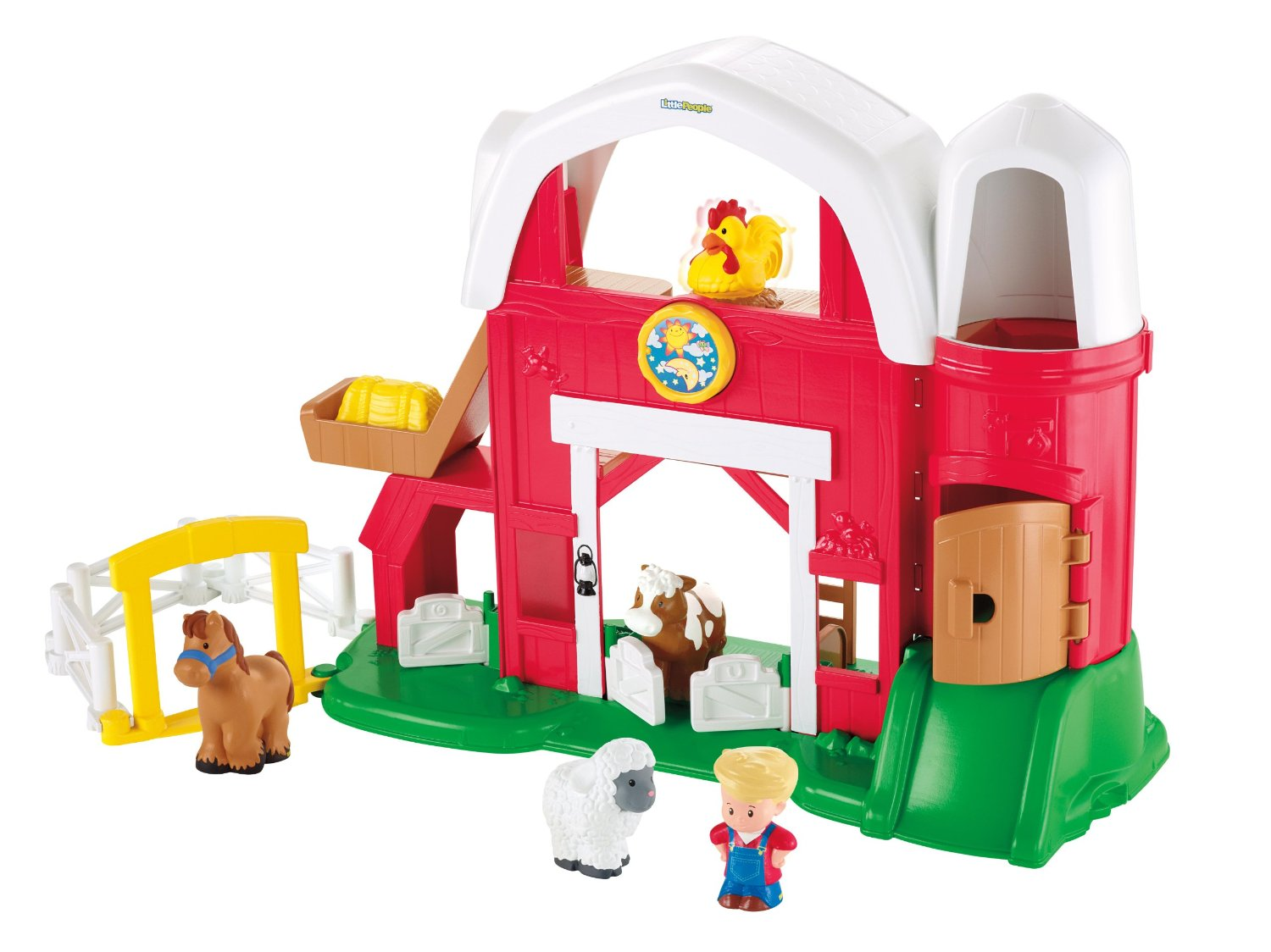 Fisher Price Little People Animal Sounds Farm - PRODUCT ...