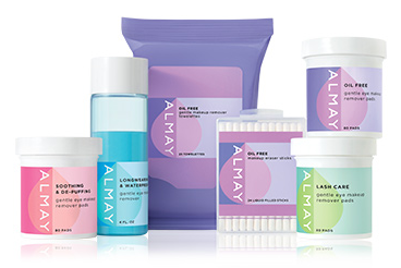 Almay Cosmetics Products