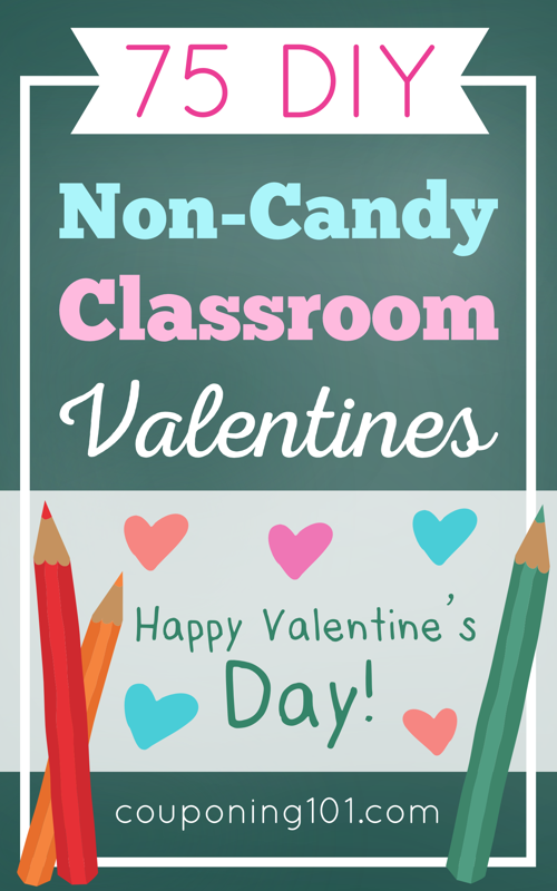 List Of 75 Fun And Unique Classroom Valentine Ideas For Your Kids That ARE  NOT CANDY