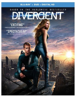 $5/1 Divergent DVD Printable Coupon! {HOT}