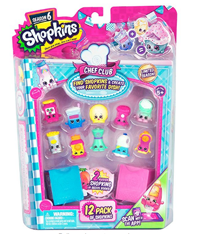 Amazon: Save up to 50% on Shopkins!