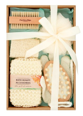 free spa bath kit