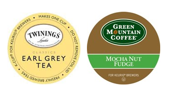 Green Mountain Twinings K-Cups