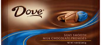 Dove Silky Smooth Milk Chocolate Promises