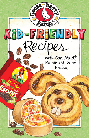 Kid-Friendly Recipes from Sun-Maid and Gooseberry Patch