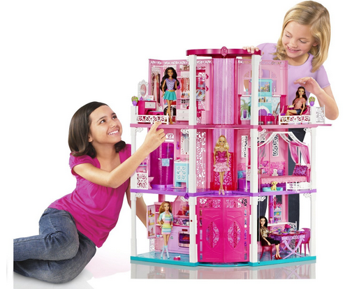 Amazon Barbie Dream House Only 12749 Best Price Ever