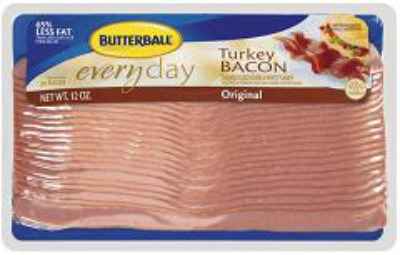 photograph about Butterball Coupons Turkey Printable named 75¢/1 Butterball Turkey Bacon Printable Coupon \u003d 75¢ at