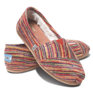 Zulily: TOMS Shoes Sale {HOT