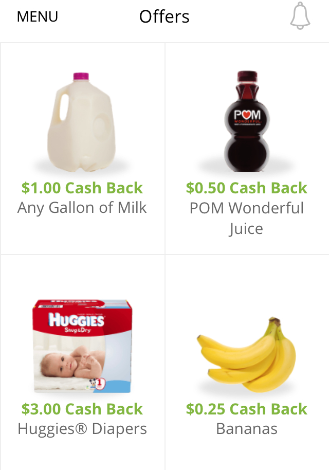 Snap by Groupon - NEW cash back grocery app!